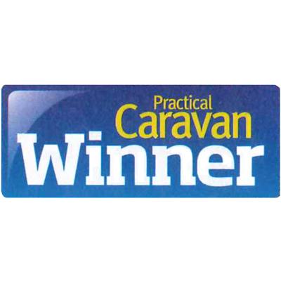 CFX-50 Víťaz testu Practical Caravan