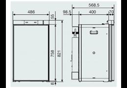 DOMETIC RM 8401 L