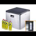 Dometic ACX 40 G + 4x plynová kartuša