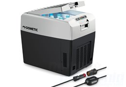 Autochladnička DOMETIC TropiCool TCX 35 + strážca autobatérie Dometic M50U