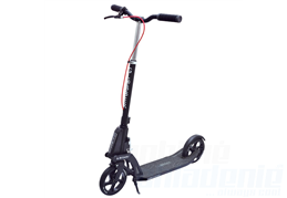 Globber One K Active Brake Čierna