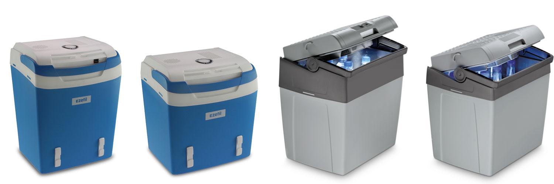 Autochladničky EZetil a Dometic SC