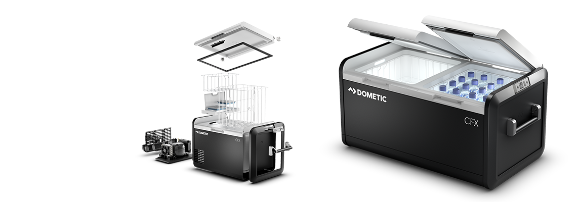 DOMETIC CFX3 75 Dual-Zone