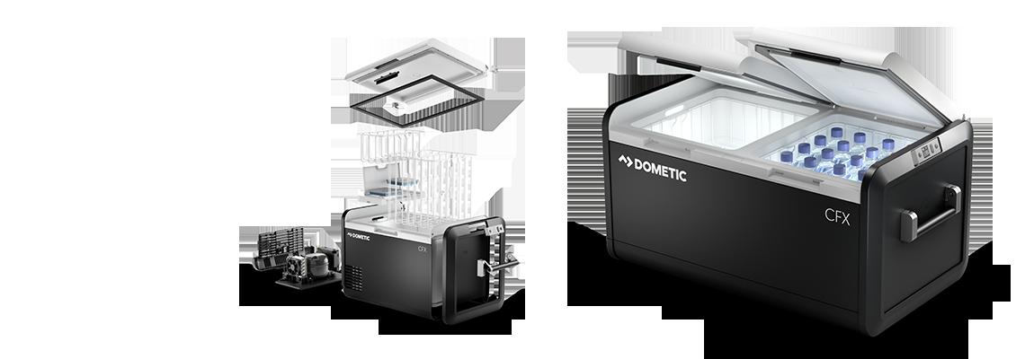 DOMETIC CFX3 75 Dual-Zone
